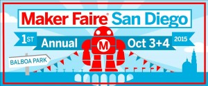 Maker-Faire-San-Diego-Robot
